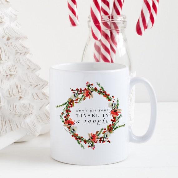 Winter Sassy Gift Mug | S...