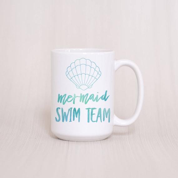 Mermaid Swim Team | Merma...