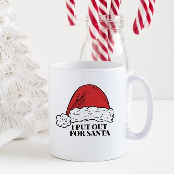 Santa Mug | Funny Cold Mu...