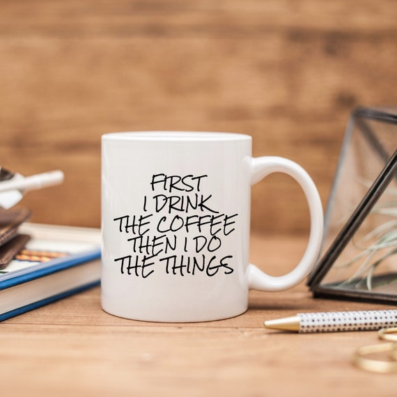 Sassy Coffee Gift | Drink...