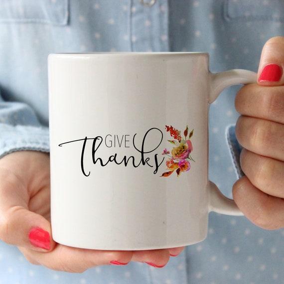 Give Thanks Fall Thanksgi...