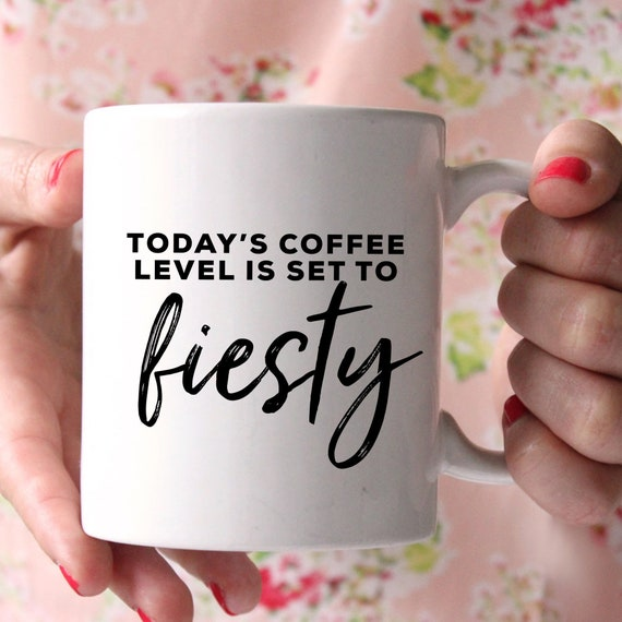 Funny Coffee Mugs: Today&...