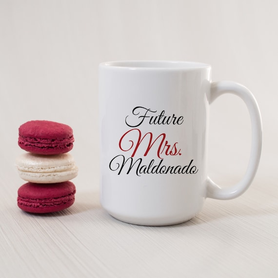 Bride to Be Mug | Future ...