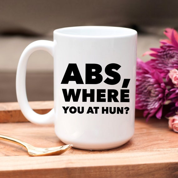Funny Workout Gift: Abs, ...