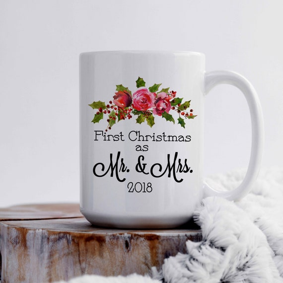 First Christmas as Mr. & ...
