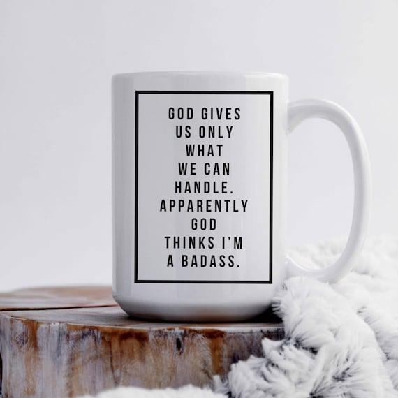 Be Badass Gift | Funny Mu...