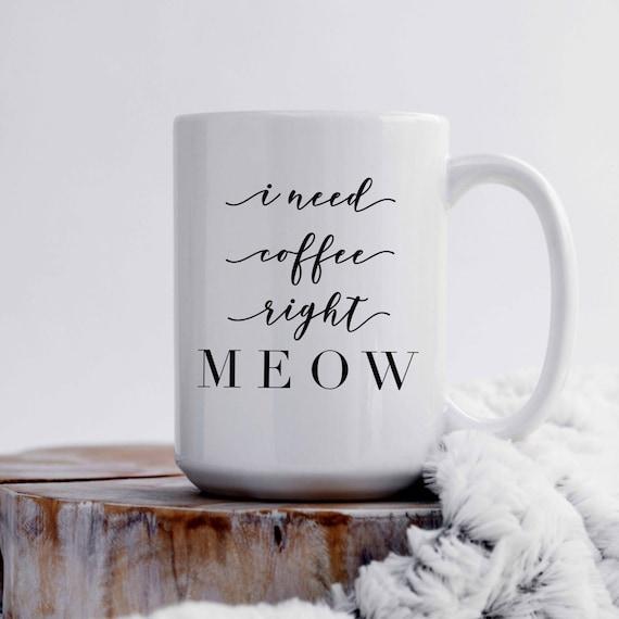 Cats Mug | Cute Cat Mug |...