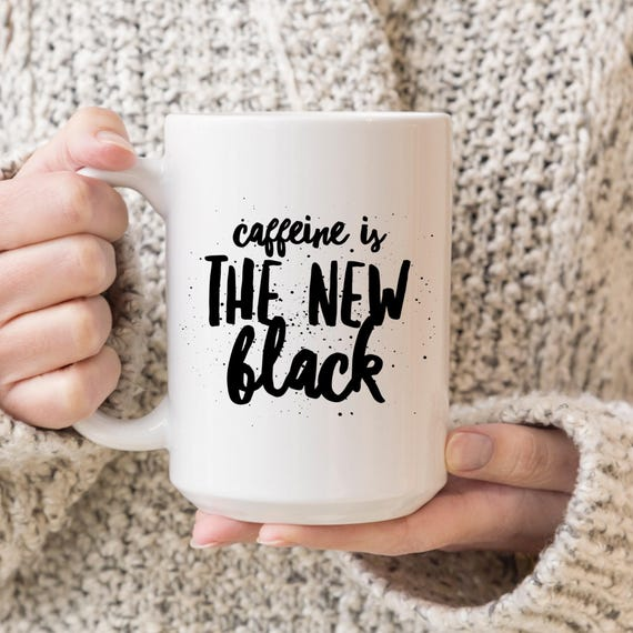 Caffeine Mug | Teacher Fu...