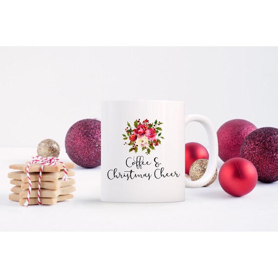 Coffee & Christmas Cheer ...