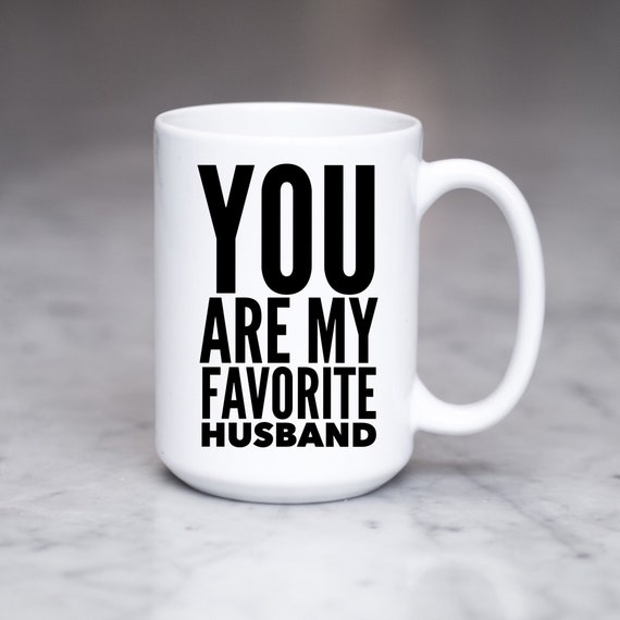 You are My Favorite Husba...