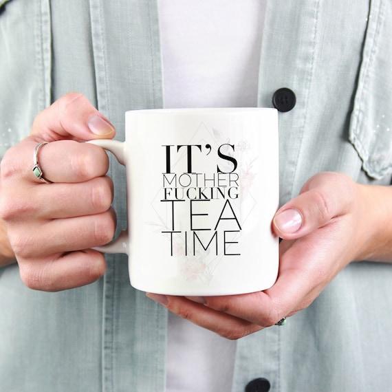 Tea Mug Unique Gift | Big...