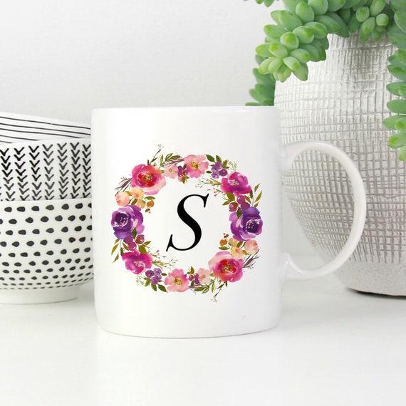 Personalized Mug: Initial...