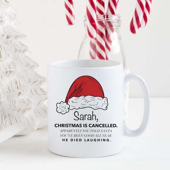 Funny Cold Mug | Holiday ...
