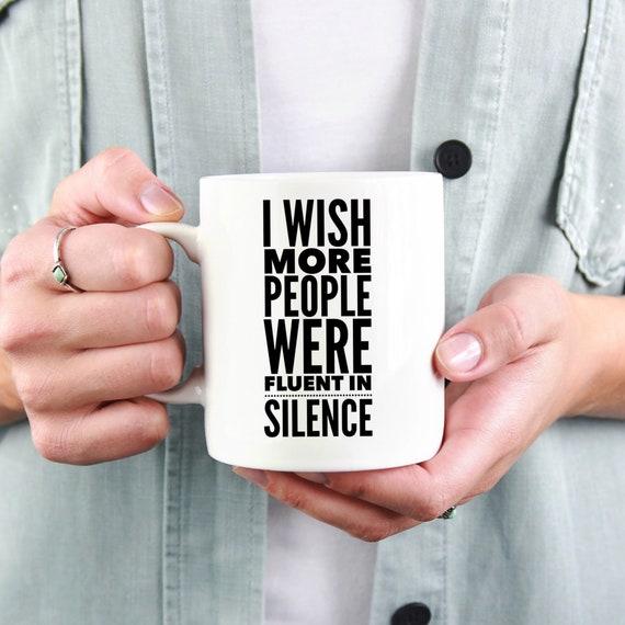 Introvert Mug | Birthday ...