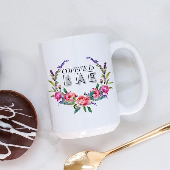Love Coffee Mug: Coffee i...