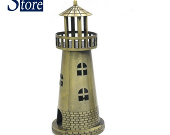 Lighthouse figurine | Etsy