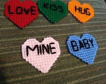 Valentines day magnets