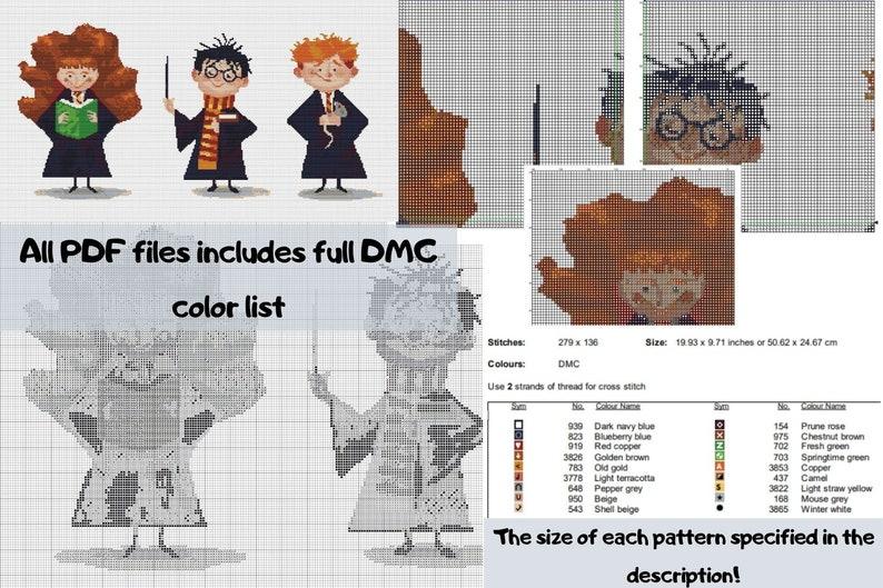 Bookmark Cross Stitch patterns PDF Feather cross stitch pattern