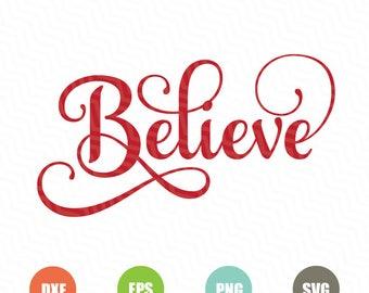 believe etsy