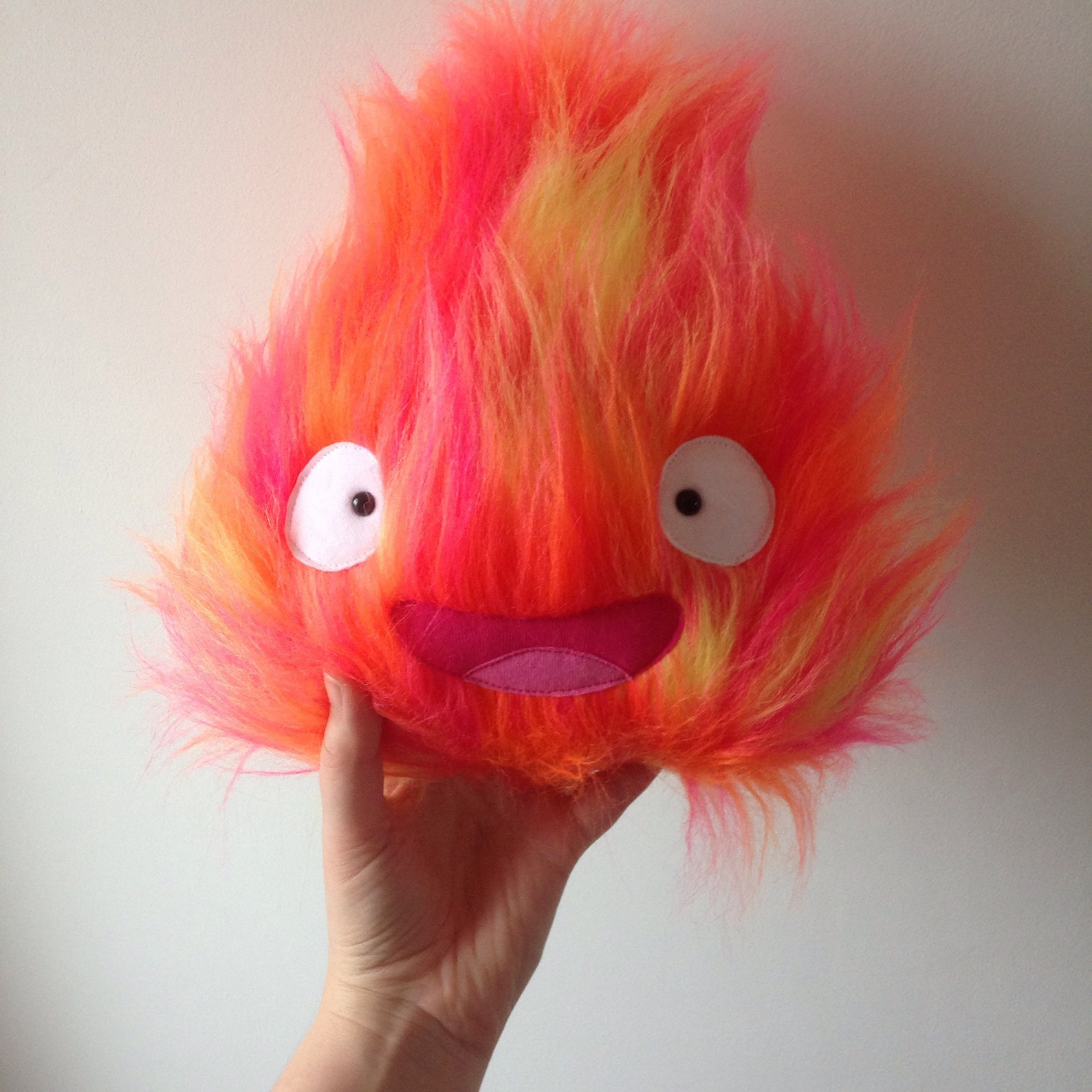 Calcifer Plushie
