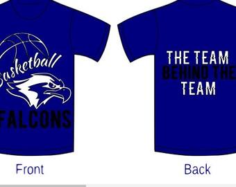 Basketball Personalized T shirt