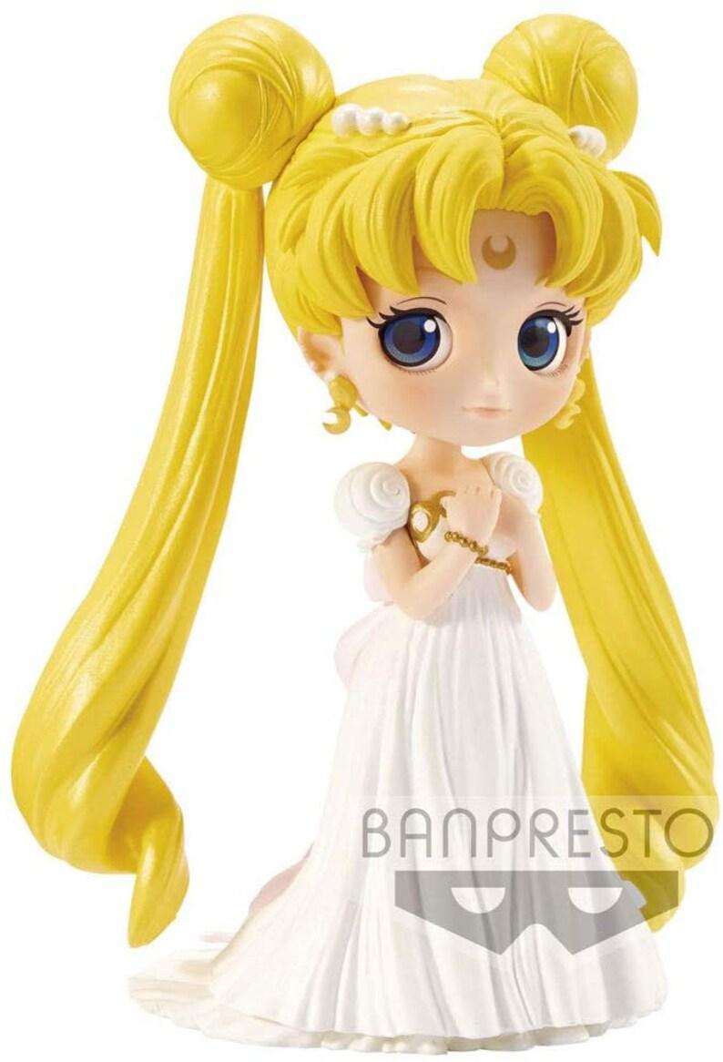 Sailor Moon Qposket Princess Serenity  Banpresto 14 cm