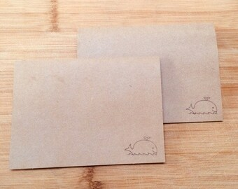 Blank Cards with Envelopes