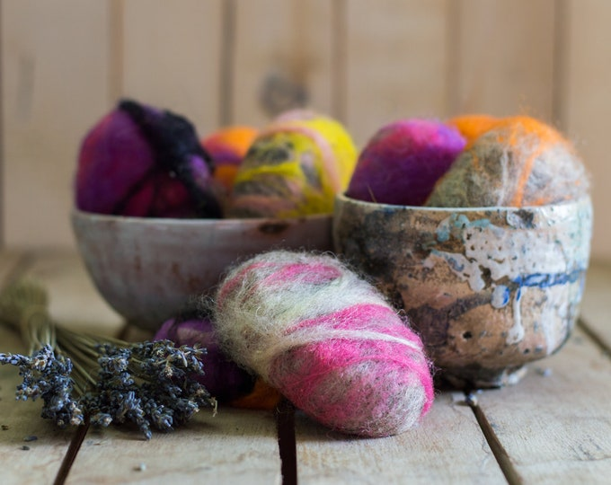 Gilded Goat Handcrafted Designer Soaps - Felted Soap Collection - Made To Order