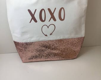 Canvas Tote - XOXO