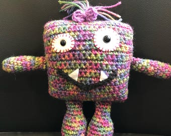 MONSTER CUTIE - Multi Mixed Colors