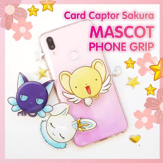 charm plug phone kawaii sakura cardcaptor
