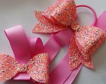 Bow Storage, Bow Holder, Hair Bow Organiser, Hair Bow Display, Hair  Accessories, Gifts For Girls, Glitter Bow, Storage Ideas