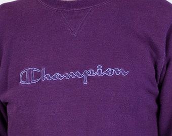d01c1efad55b Vintage 90s Champion Crewneck Sweatshirt Size M