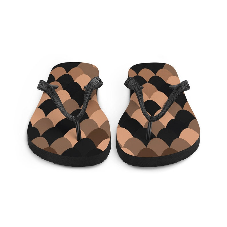 Sandals for the Summer to chill on the Beach with style Fish Flip-Flops Sea Animals Flip-Flop