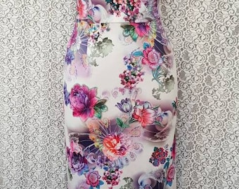 3eb717fabb Floral Tango Dress for Summer