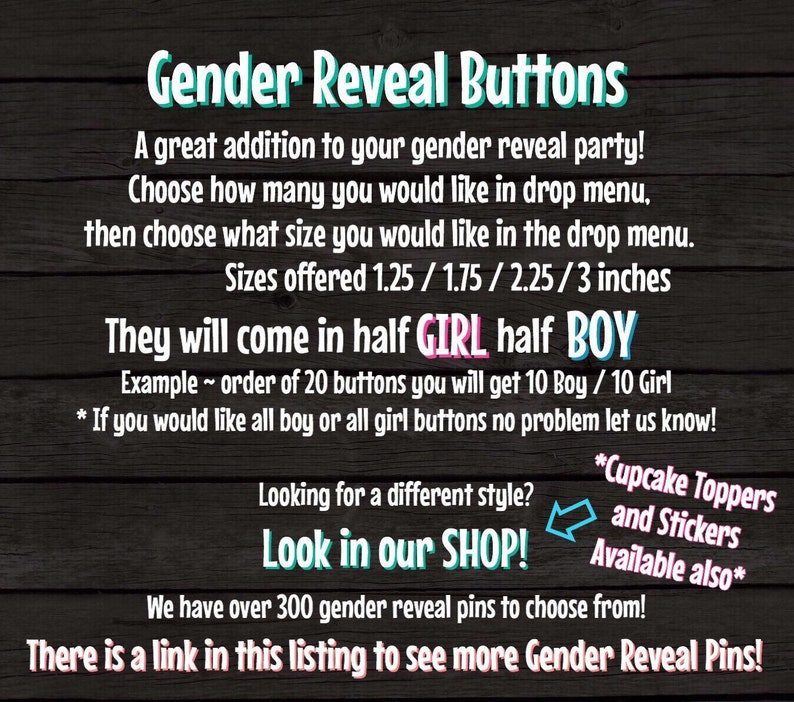 Gender Reveal Pins ice cream buttons pins gender reveal ideas whats the scoop gender reveal ice cream gender reveal green or red