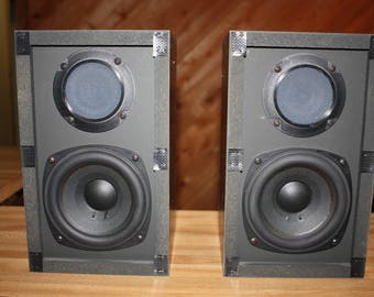 Omega DLK Bookshelf Speakers