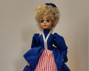 Jocelyn- Haunted Vintage Doll