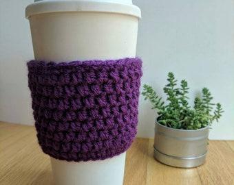Crocheted Coffee/Tea Cup Cozy
