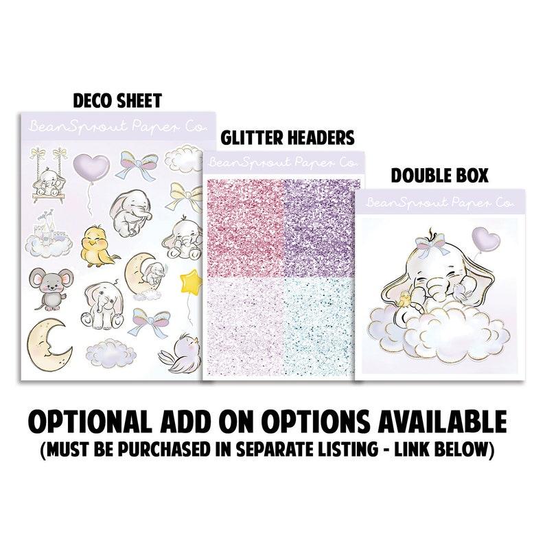 Peanut Personal Kit Planner Stickers
