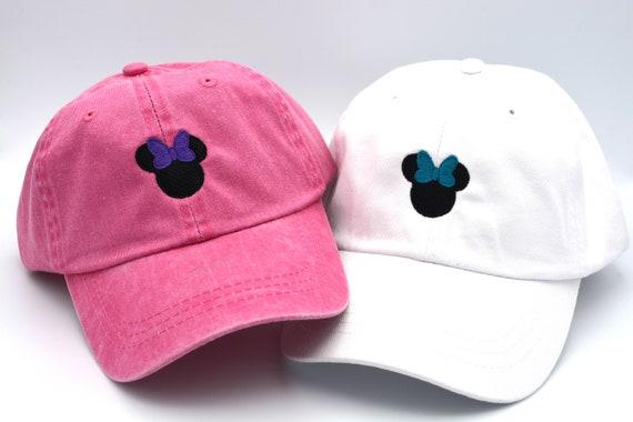 Dad Hat Custom Embroidered Mama Papa Disney World Vacation Disney Trip Hats Family Vacation Hats Custom Name On The Hats