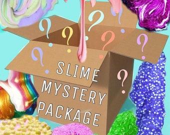 Slime Mystery Package / Slime Package / Cheap Slime / Slime Shops / Slimes / Fluffy Slime ? Glossy Slime ? Crunchy Slime ? Scented Slime ?