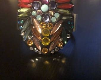 Crystal cuff