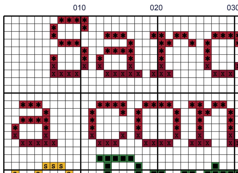 Beginner Cross-Stitch Pattern PDF Sarcasm is a Condiment Put it on Everything