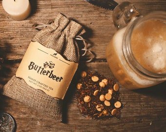 Butterbeer - Looseleaf Tea