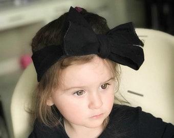 Little Black Headwrap