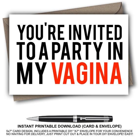 Naughty Birthday Card For Husband Naughty Birthday Card For Etsy