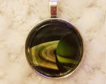 """Pendant """"Saturn"""""""