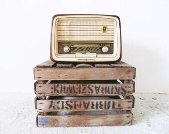 Tube Radio 50s/Vintage Radio/Radio Loewe