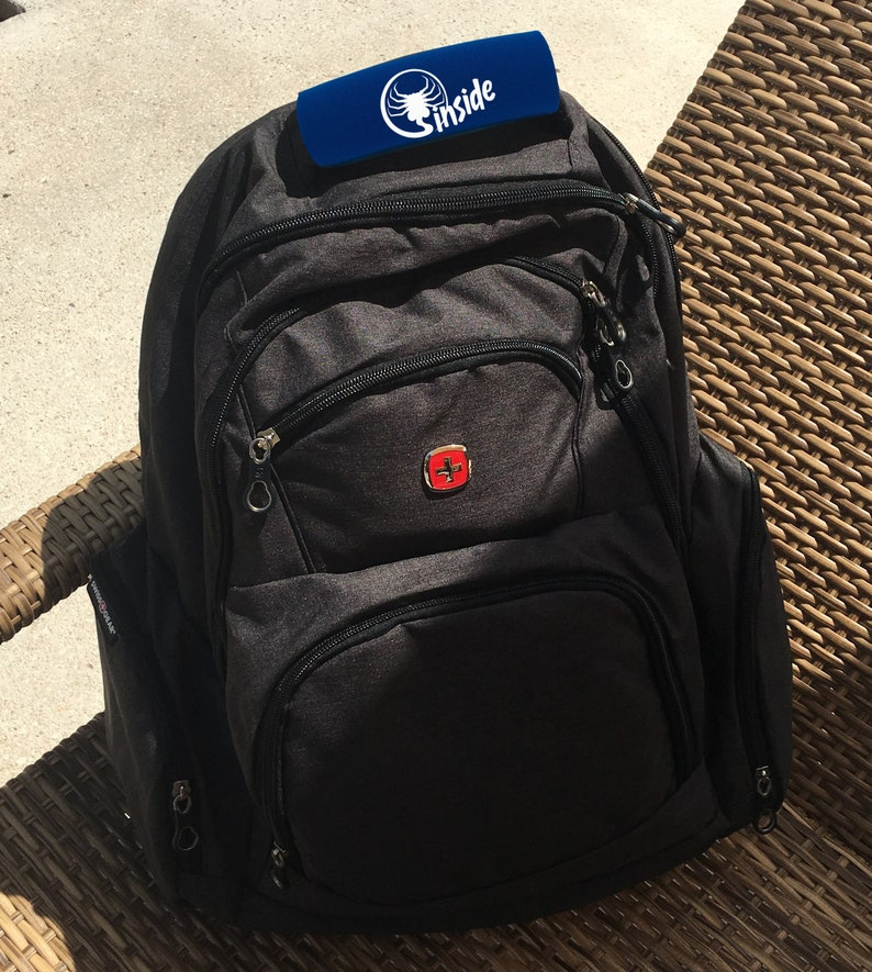 Alien Alien Inside Wrap Facehugger Backpacks  